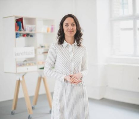 Elina Zheleva Female Entrepreneurship Bulgaria